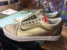 Vans Old Skool DX (California Souvenir) Greige NIB Size US 10 Men's VN0A38G3QWC