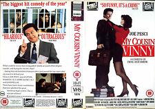 My Cousin Vinny, Joe Pesci Used Video Sleeve/Cover #16195
