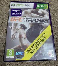 UFC Trainer Xbox 360 Promotional Copy