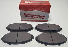 New Front Premium Brake Pads Fit 98-02 Town Car Crown Victoria Marquis MD748