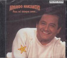 Armando Manzanero Para Mi Siempre Amor CD New Nuevo Sealed