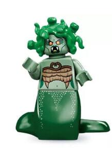 "LEGO MINIFIGURES SERIES 10 The ""MEDUSA"" (SEALED PACK - 71001) 2013"