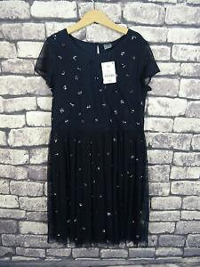 Englandmode ♥ Next ♥ Mädchen ♥ Kleid ♥ gr. 10 Jahre ♥ gr. 140 ♥ NEU