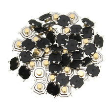 20 pcs button x 1.5mm 4x4x1.5mm SMD push button switch microswitch Tact Switch