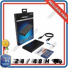 """Support Boîtier USB 3.0 Pour Disque Dur Externe SATA de 2,5"""" Ultra Fin en Alu"""