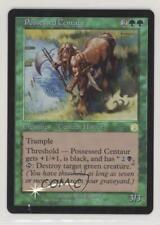2002 Magic: The Gathering - Torment Foil Possessed Centaur #137 1i3