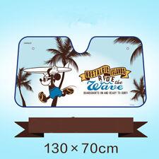 DISNEY Surfing Mickey Sun Shade Shield Cool Summer Universal Car Accessories
