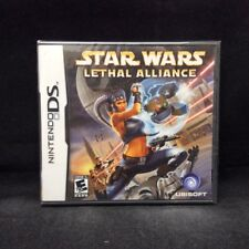Star Wars: Lethal Alliance (Nintendo DS, 2006) BRAND NEW