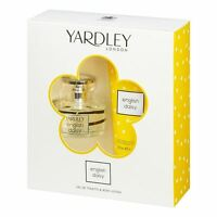 Yardley London English Daisy Gift Set Eau de Toilette 50ml & Body Lotion 100ml