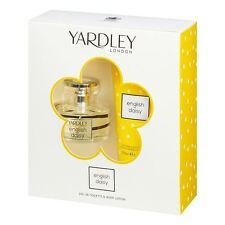 Yardley London English Daisy Gift Set Eau de Toilette 50ml & Body Lotion 100ml