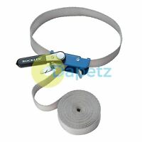 """Band Clamp Reinforced Webbing With Ratcheting Handle 25mmx4.58m(1"""" x 15')"""