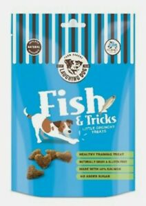 Laughing Dog Fish And Tricks **NEW**