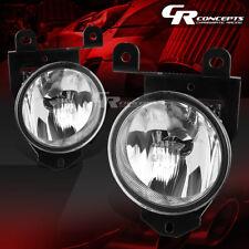 CLEAR LENS DRVING FOG LIGHT LAMPS LH+RH FOR 01-06 CHEVY/GMC YUKON/SIERRA DENALI