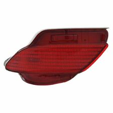 Fits For Rx350 450h 2010 2011 2012 2013 2014 2015 Rear Reflector Left Driver Fits 2013 Lexus Rx350