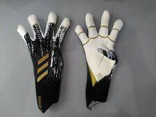 adidas PREDATOR 20 PRO HYBRID GK GLOVES (FS0410) BLACK-WHITE-GOLD