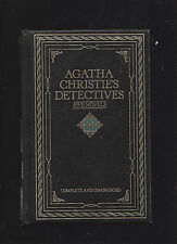 Agatha Christie's Detectives Five Novels Deluxe H/C - Murder At The Vicarage