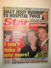 Star Magazine 5-17-1994. Melrose Place- Farrah Fawccett! Julia Roberts! Oprah!