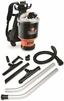 HOOVER® SHOULDER VAC PRO COMMERCIAL BACKPACK VACUUM CLEANER WITH 48-INCH SJT CO