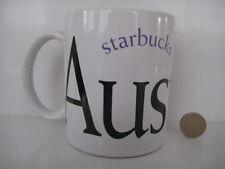 STARBUCKS COFFEE COMPANY AUSTRALIA CITY MUG 2001 COLLECTOR SERIES JAN BELSON