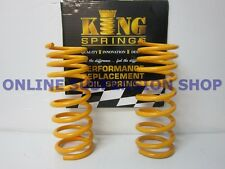 Super Ultralow Rear KING Springs to suit Commodore VB VC VH VK VL Sedan Models