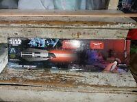 Star Wars Science Lightsaber Room Light Darth Vader Uncle Milton New Open Box