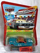 CARS - MARIO ANDRETTI Chase Pack - Mattel Disney Pixar