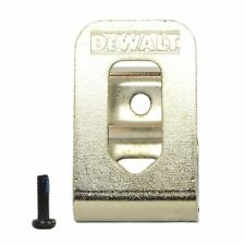 Dewalt Belt Clip Hook and Screw for 12V 20V Drill Impact Driver Flashlight