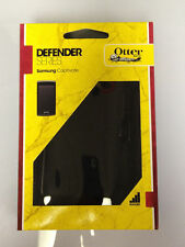 Otterbox Defender Samsung Captivate Hard Shell Case w/Holster Belt Clip BLACK