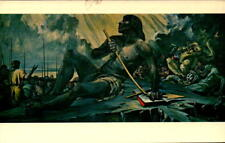 Postcard From Savage to Citizen Wycliffe Bible Translators Unused Chrome