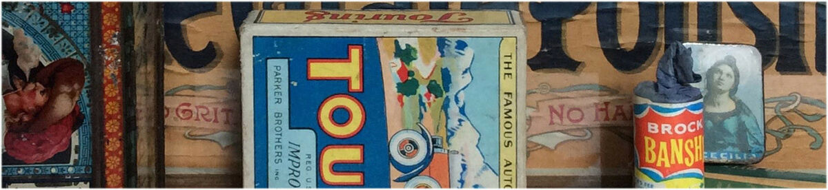 Advertising Collectables