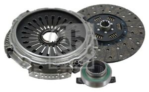Clutch Kit fits MERCEDES 811 T2 4.0D 86 to 94 310mm 0002509515 0002509515S1 Febi