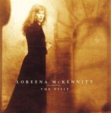"""LOREENA MCKENNITT """"THE VISIT"""" CD NEUWARE !!!!!!!"""