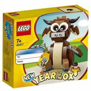 Lego Year of The Ox Exclusive 40417