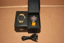 Suunto Traverse Amber GPS Outdoor Watch Versatile Navigation