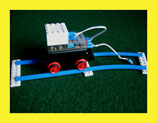 Lego138 Electronic Zugsteuerung  mit Motor   whistle train   pat pend