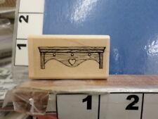 Stampin Up Shelf   RUBBER STAMP 6I