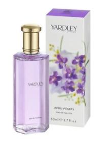 Yardley London - Eau De Toilette 125ml APRIL VIOLETS Perfume Women Spray EDT