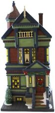 Department 56 Christmas In The City Lighted Victorian House 755 Pacific Heights