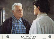 JEAN GABIN  MARC POREL LA HORSE  1970 PHOTO D'EXPLOITATION VINTAGE #9