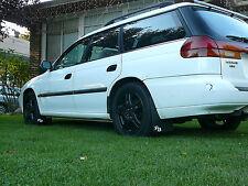 Subaru Legacy, All 2nd gen models '95-'99 (BD, BG, BK) ROKBLOKZ Rally Mud Flaps