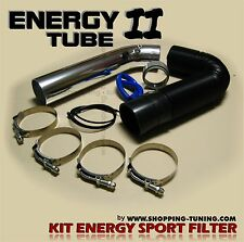 KIT DE MONTAGE FILTRE TUBE INOX ADMISSION DIRECTE AIR PEUGEOT 106 107 206 207