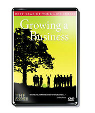 Growing A Business (DVD) The Answer, Best Years of Your Life Series