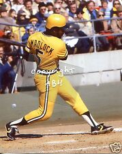 BILL MADLOCK Photo Pittsburgh Pirates 1979 WS (c)
