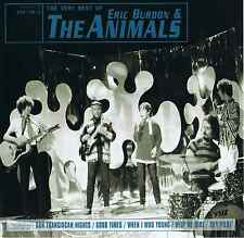 Eric Burdon & The Animals - Very Best of - CD NEU Beste - San Franciscan Nights