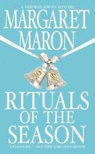 Deborah Knott: Rituals of the Season 11 by Margaret Maron (2006, CD Unabridged)