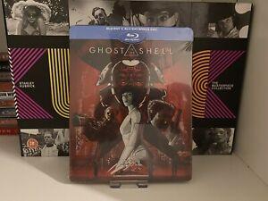 Ghost In The Shell Steelbook
