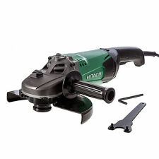 "HEAVY DUTY HITACHI G12ST 2000W 9"" 230MM ELECTRIC ANGLE GRINDER NEW 110V"