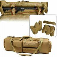 Tactical 1000D Nylon Outdoor Gun Carrying Bag Hunting Shooting Gun Padded Bag