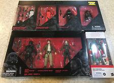 Star Wars Black Series 6 inch Multi-Pack (R1, Holiday Trooper, Storm Troopers)
