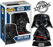 NEW STAR WARS Darth Vader 01 POP! MOVIE Vinyl Bobblehead Bobble Head Funko 2300